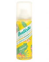 BATISTE Tropical Mini shampooing sec bte 50 ml
