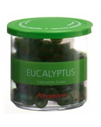 ADROPHARM eucalyptus sans sucre pastilles adoucissantes 140 g