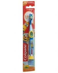 Colgate brosse à dents 2-6