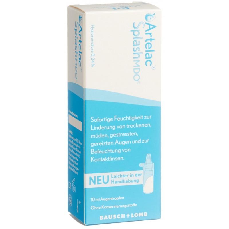 ARTELAC Splash MDO gtt opht fl 10 ml