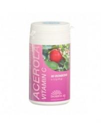 Acerola BIOSANA vitamin c comprimés bte 60 pce