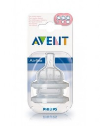 AVENT PHILIPS tétine classic variable 2 pce