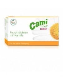 CAMI MOLL CLEAN serv humides sach 36 pce