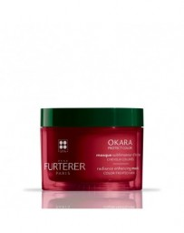 RENE FURTERER OKARA PROTECT COLOR Masque sublimateur d'éclat Pot 200ml
