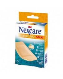 3M Nexcare Active 360°Maxi 50x101mm 5 pce