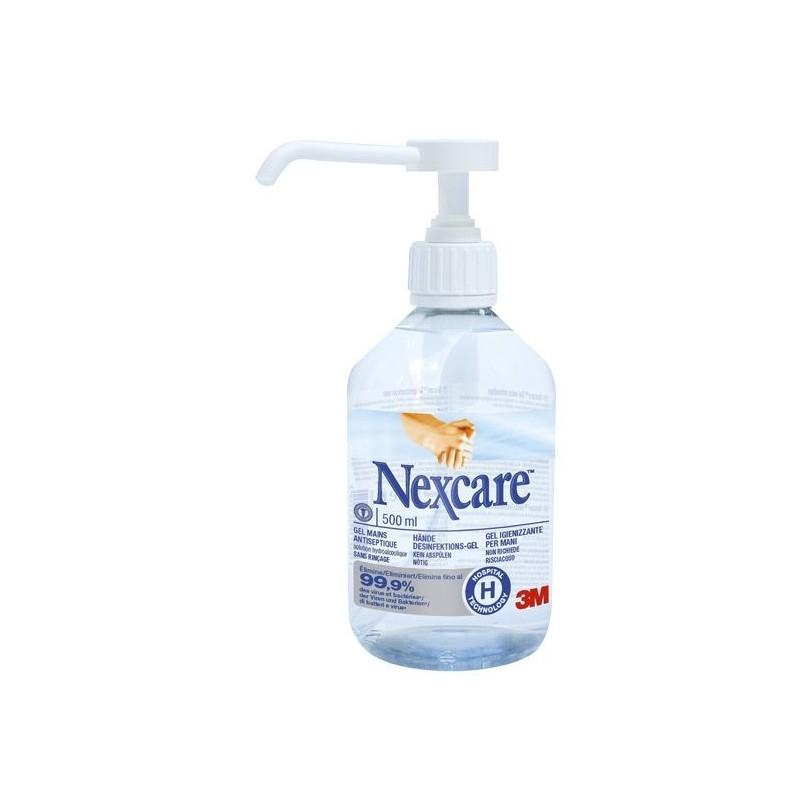 3M™ Nexcare™ Gel mains antiseptique 500 ml