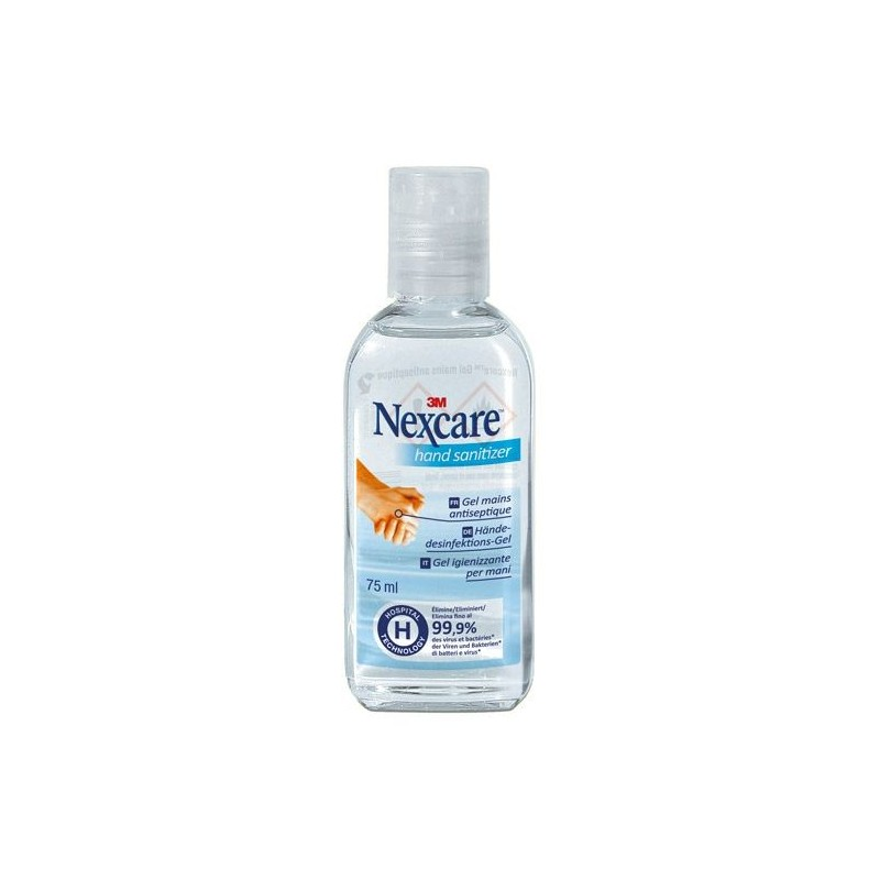 3M™ Nexcare™ Gel mains antiseptique 75 ml