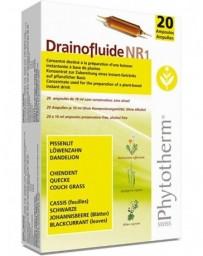 DRAINOFLUIDE NR 1 20 amp buv 10 ml