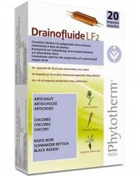 DRAINOFLUIDE LF 2 20 amp buv 10 ml