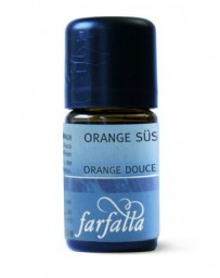 FARFALLA orange douce huile ess bio fl 10 ml