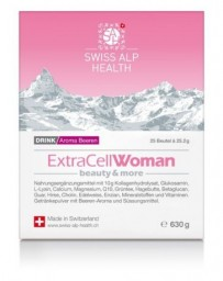 EXTRACELLWOMAN Beauty&more sach 25 pce