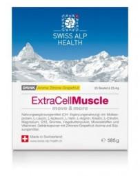 EXTRACELLMUSCLE aliment d'appoint pour les muscles sach 25 pce