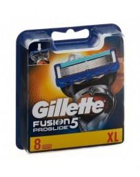 GILLETTE Fusion ProGlide lames 8 pce