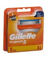 GILLETTE Fusion lames 8 pce