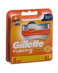 GILLETTE Fusion Power lames 8 pce