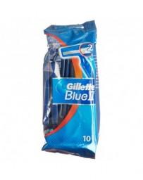 GILLETTE Blue II Fix rasoir jetable 10 pce