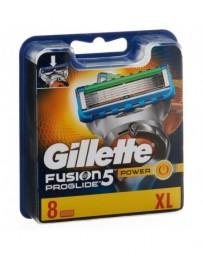 GILLETTE Fusion ProGlide lames Power 8 pce