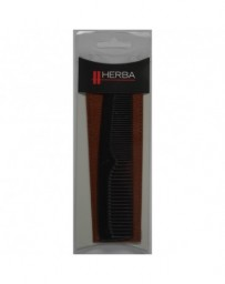 HERBA peigne poche avec étui 5170