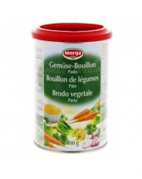 MORGA bouillon de légumes pâte bte 400 g