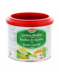 MORGA bouillon de légumes pâte bte 200 g