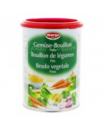 MORGA bouillon de légumes pâte bte 1 kg