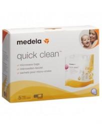 MEDELA quick clean micro steam sterilization bags