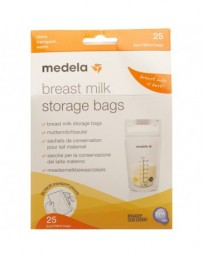 MEDELA sachets pour lait maternel 25 pce