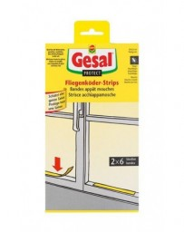 GESAL PROTECT appâts mouches bandes 2 x 6 pce