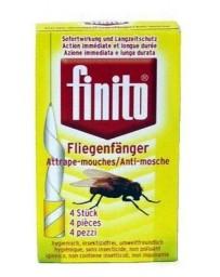 FINITO attrape mouches 4 pce