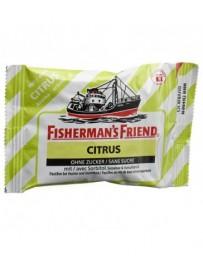FISHERMAN'S FRIEND citrus pastilles sans sucre sach 25 g