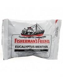 FISHERMAN'S FRIEND eucalyptus-menthol pastilles sach 25 g