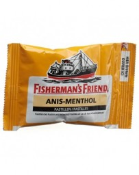 FISHERMAN'S FRIEND anis-menthol pastilles sach 25 g