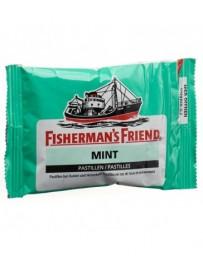 FISHERMAN'S FRIEND mint pastilles sach 25 g