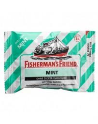 FISHERMAN'S FRIEND mint pastilles sans sucre sach 25 g