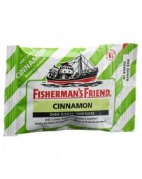 FISHERMAN'S FRIEND cinnamon pastilles sans sucre sach 25 g