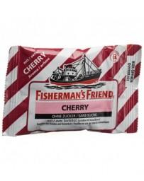 FISHERMAN'S FRIEND cherry pastilles sans sucre sach 25 g