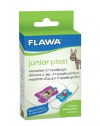 FLAWA JUNIOR PLAST strips pinocchio ass 16 pce