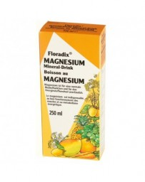 FLORADIX magnesium mineral drink 250 ml