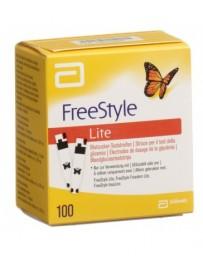ABBOTT FREESTYLE Lite électrodes de dosage 100 pce