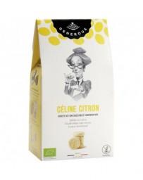 GENEROUS Céline Citron sablés sans gluten 120 g