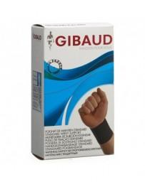 GIBAUD poignet maintien ajustable XL19-21cm noir
