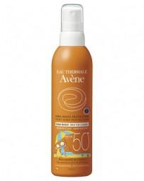 AVÈNE Spray Solaire enfants SPF50+ 200 ml