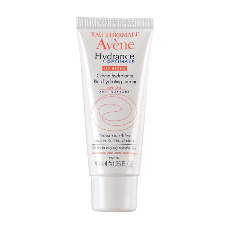AVÈNE Hydrance UV RICHE Crème hydratante 40 ml