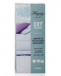 HAGERTY dry shampoo shampooing sec pdr 500 g