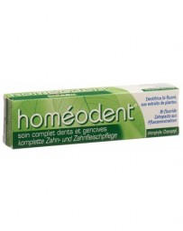 HOMEODENT soin dentifrice compl chlorophylle 75 ml
