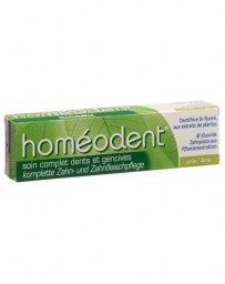 HOMEODENT soin dentifrice compl anis tb 75 ml