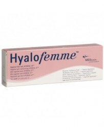 HYALOFEMME gel vaginal 30 g