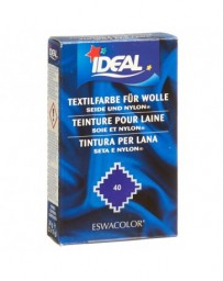 IDEAL laine color pdr no40 lavande 30 g