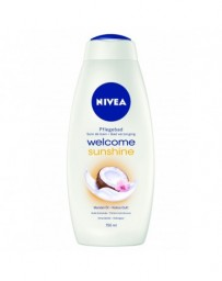 NIVEA Bain de Soin Welcome Sunshine 750 ml