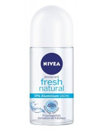 NIVEA Déodorant Fresh Natural Roll-on 50 ml